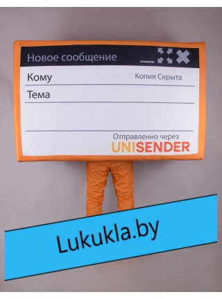 "Ростовая кукла ""Коробка"""