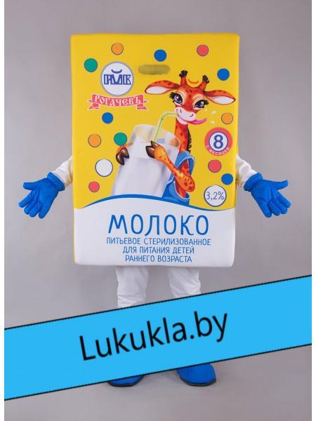 """Ростовая кукла """"Молоко детское"""""""
