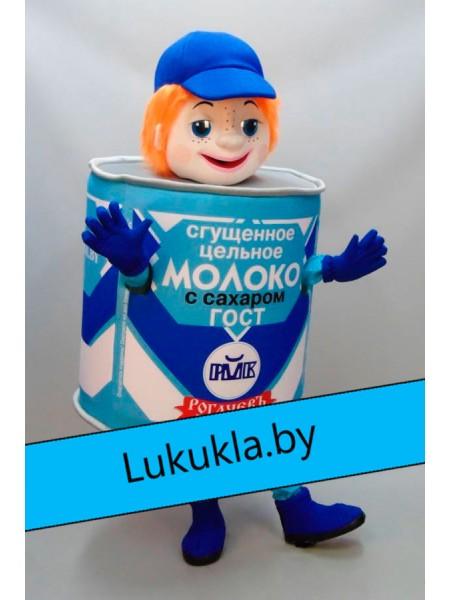 """Ростовая кукла """"Банка Сгущенки"""""""