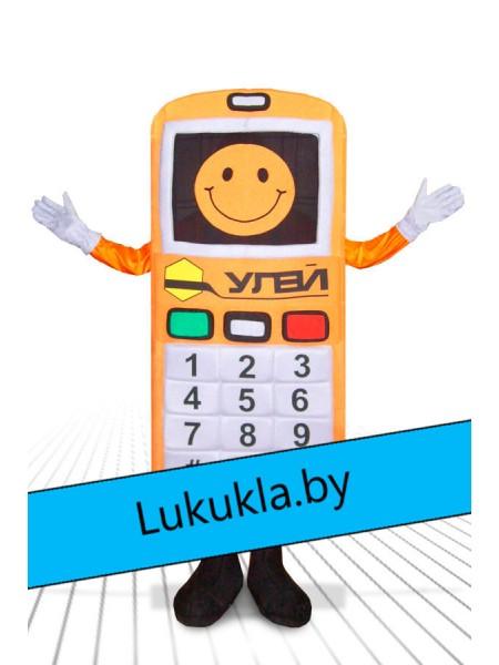 """Ростовая кукла """"Мобильный телефон"""""""