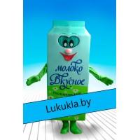 """Ростовая кукла """"Молоко вкусное"""""""