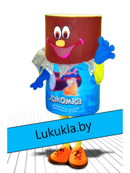 """Ростовая кукла """"Мороженое Лакомка"""""""